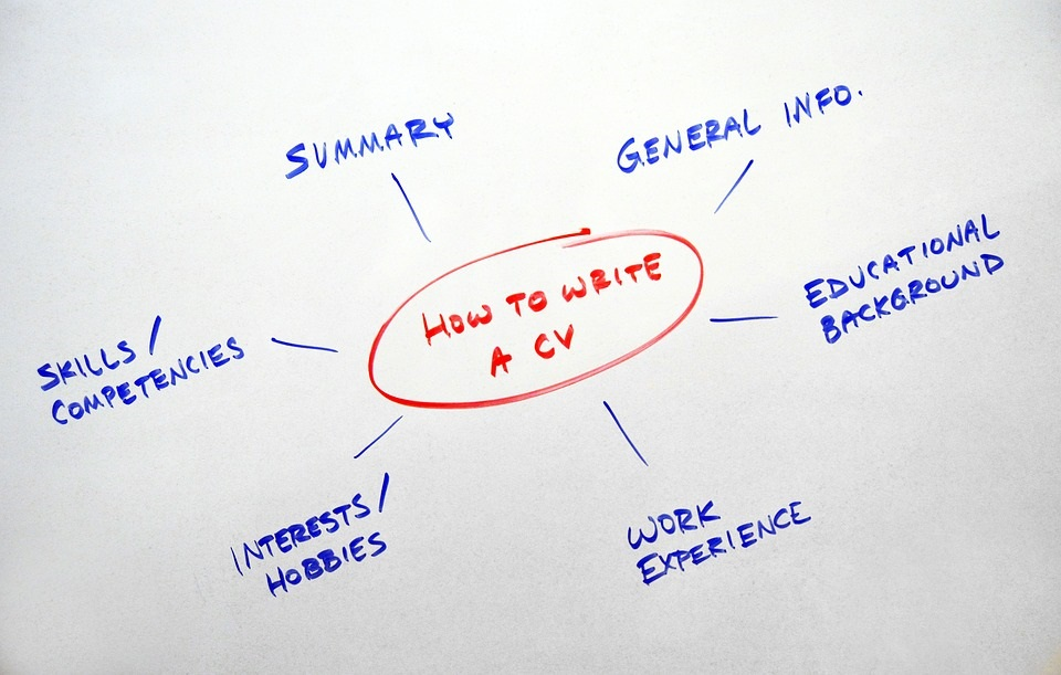 Top Tips for Making an Effective CV Quickly