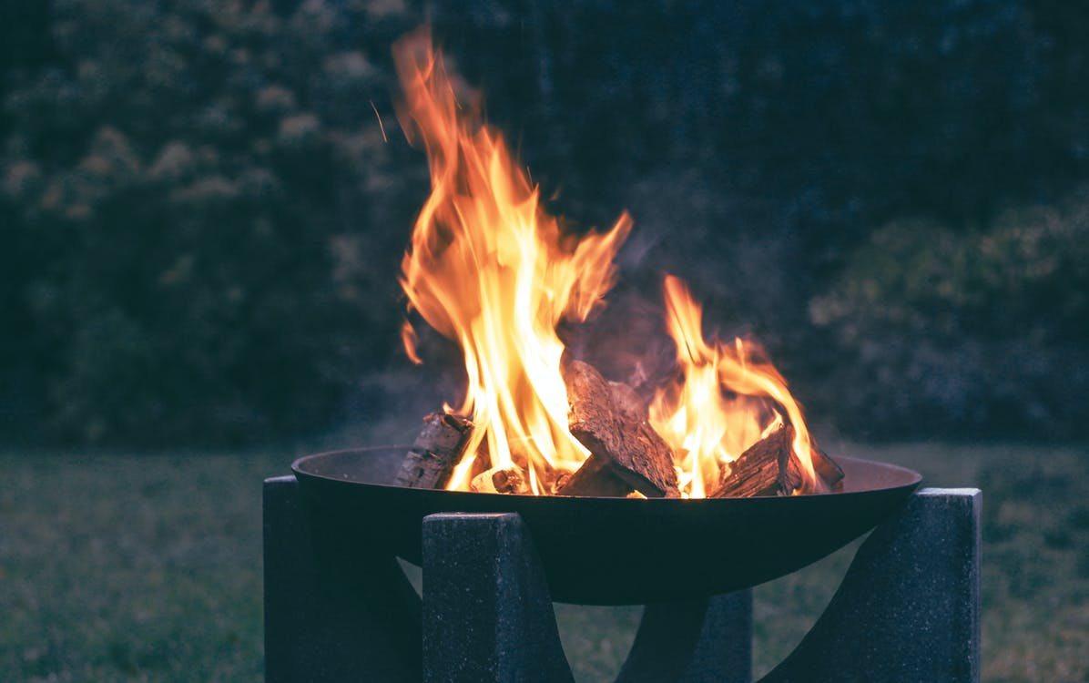 How Can You Keep Your Fire Pits Dry During The Rainy Seasons?