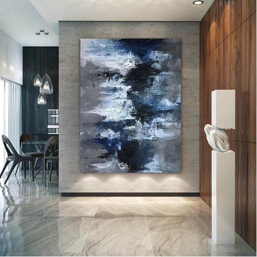 Interior Ideas – How to Choose Right Abstract Painting for Your Home?