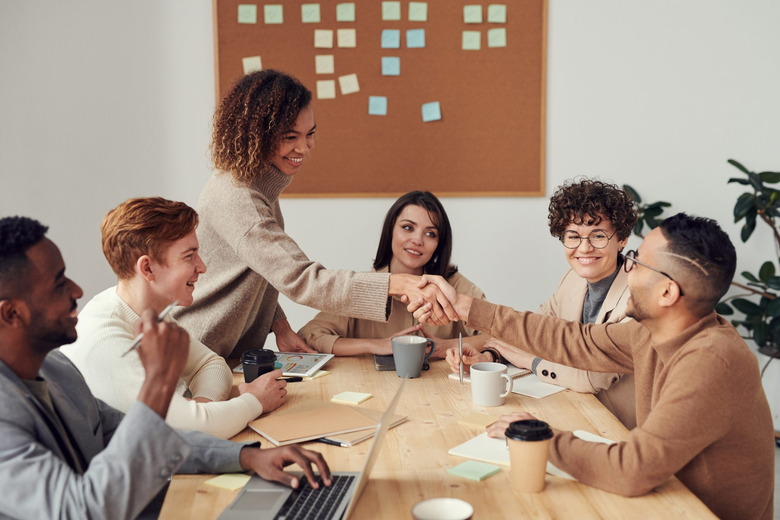 6 Ways to Keep Up Office Morale